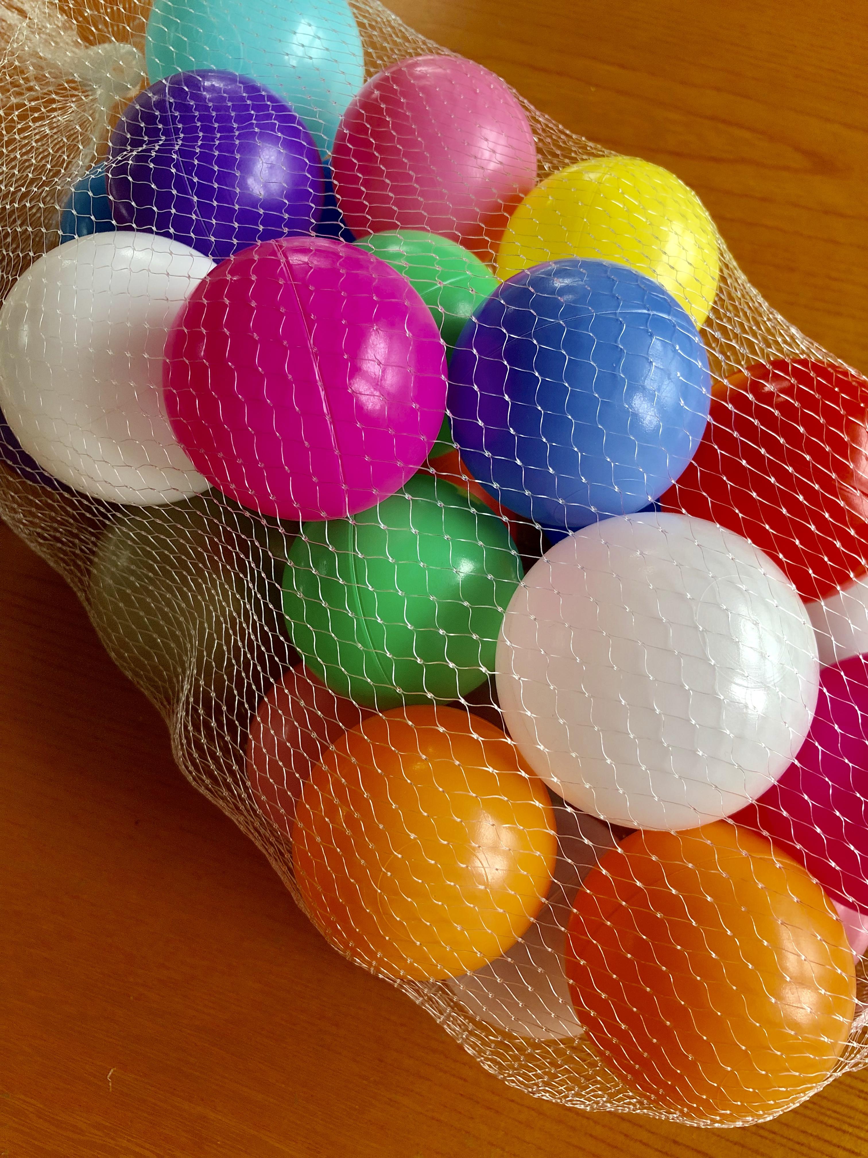 ボールプール用 カラーボール